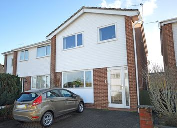 Thumbnail 3 bed semi-detached house for sale in Brookfield Gardens, Alphington, Exeter