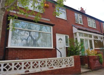 Thumbnail 3 bed terraced house for sale in Lincoln Avenue, Manchester