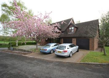 Thumbnail 4 bed detached house for sale in Caerwent Gardens, Caerwent, Caldicot