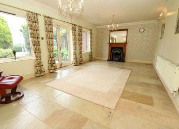 Thumbnail 4 bed barn conversion for sale in 4, Boarded Barn, Hall Lane, Burtonwood, Warrington, Cheshire