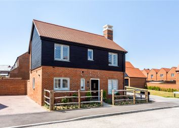 Bingham Road, Winchester, Hampshire SO22. 3 bed detached house for sale