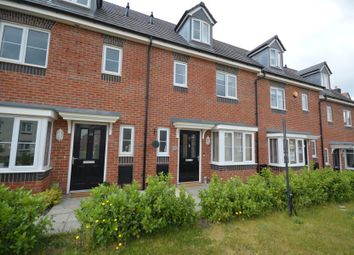 Thumbnail 4 bed terraced house for sale in Blockley Road, Hadley, Telford