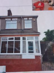 Thumbnail 3 bed terraced house for sale in Three Bedroom Terrace House, Cleveland St, Grimsby