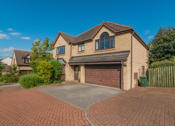 Thumbnail 5 bed detached house for sale in Beeden Close, Thrybergh, Rotherham