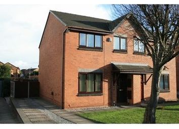 Thumbnail 3 bed semi-detached house to rent in Ambleside Close, Connah's Quay, Deeside