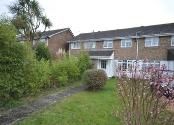 3 bed terraced house to rent in Samber Close, Lymington, Hampshire SO41