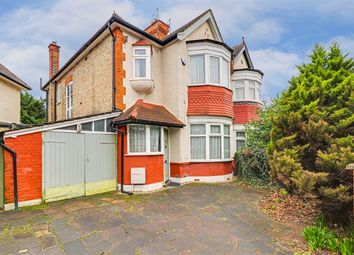 Thumbnail 4 bed semi-detached house for sale in East End Road, East Finchley, London