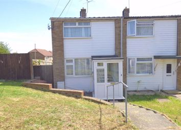 Thumbnail 2 bed semi-detached house for sale in Bells Lane, Hoo, Rochester