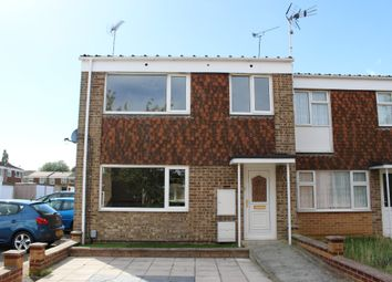 Thumbnail 4 bed end terrace house to rent in Anderson Close, Swindon