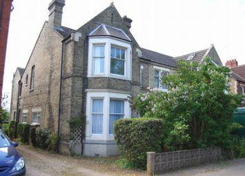 Thumbnail 3 bedroom flat to rent in Thorpe Road, Peterborough, Peterborough