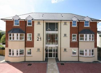 Thumbnail 1 bed flat to rent in 21, Valentine Court, Llanidloes, Powys