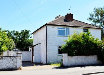 Thumbnail 2 bed semi-detached house for sale in Mytchett Road, Mytchett