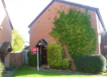 Thumbnail 1 bed end terrace house to rent in Minerva Gardens, Milton Keynes