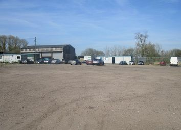 Thumbnail Land to let in Five Acres, Open Storage Land, Moor Road, Great Staughton, St Neots, Cambridgeshire