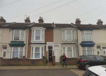 Thumbnail 4 bed terraced house to rent in Manor Road, Portsmouth