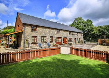 Thumbnail 4 bed detached house for sale in Heol Ty Newydd, Bedwellty, Blackwood