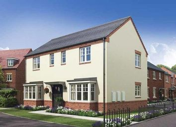 Thumbnail 4 bed detached house for sale in Harworth, South Yorkshire