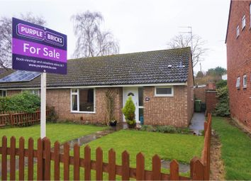 Thumbnail 2 bed semi-detached bungalow for sale in Grasmere Road, Cheltenham
