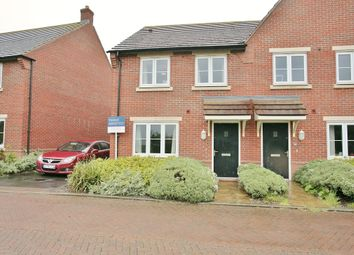 Thumbnail 3 bed semi-detached house to rent in Ash Way, Didcot