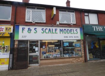 Thumbnail Retail premises for sale in Droylsden Road, Audenshaw