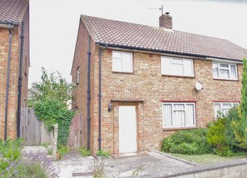Thumbnail 3 bedroom detached house for sale in Brow Close, Orpington, Kent