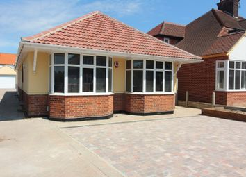 Thumbnail 3 bed detached bungalow to rent in Bendish Avenue, Gorleston
