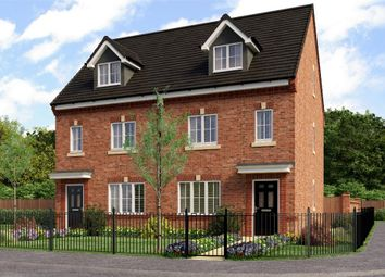 "Thumbnail 4 bed semi-detached house for sale in ""Rolland"" at Aberford Road, Wakefield"