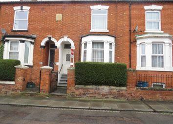 3 bed terraced house for sale in Washington Street, Kingsthorpe, Northampton NN2