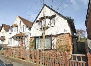 Thumbnail 3 bed detached house for sale in Weston Road, Guildford