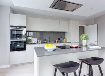 Thumbnail 3 bed flat for sale in St Augustine's Road, London