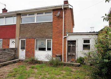 Thumbnail 3 bed semi-detached house for sale in Heol Y Twyn, Swansea