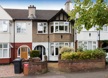 Thumbnail 3 bed terraced house for sale in Lambourne Road, Leytonstone