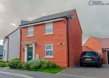 Thumbnail 3 bed detached house for sale in Claydon Avenue, Barton Seagrave, Kettering, Northamptonshire