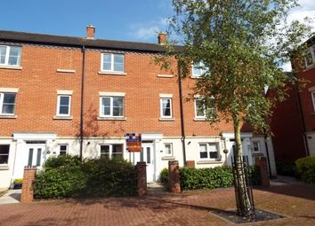 Thumbnail 3 bed property to rent in Agincourt Road, Lichfield