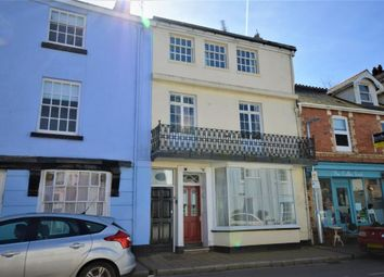 Thumbnail 4 bedroom terraced house for sale in Fore Street, Shaldon, Devon