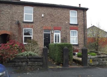 Thumbnail 2 bed end terrace house for sale in Wharf Road, Altrincham, Greater Manchester