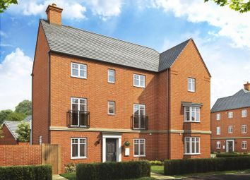 Thumbnail 4 bed link-detached house for sale in Kingsbrook, Broughton Crossing, Broughton, Aylesbury