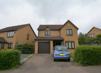 Thumbnail 3 bedroom detached house to rent in Elgar Grove, Browns Wood, Milton Keynes