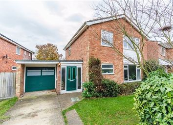 Thumbnail 3 bed detached house for sale in Ellis Close, Cottenham, Cambridge