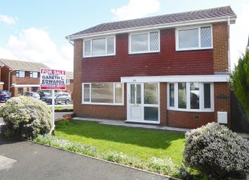 Thumbnail 4 bed property for sale in The Willows, Brackla, Bridgend.