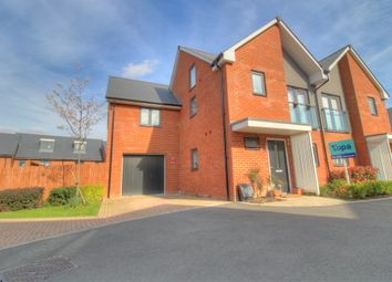 Conrad Mews, Northfleet, Gravesend DA11. 4 bed semi-detached house for sale