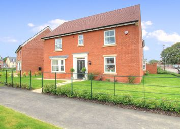 Thumbnail 4 bed detached house for sale in Richardby Crescent, Mount Oswald, Durham