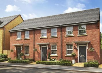 """Thumbnail 2 bed terraced house for sale in """"Wilford"""" at Old Derby Road, Ashbourne"""