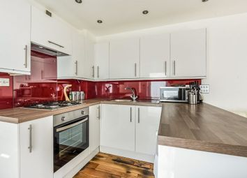 Thumbnail 3 bed flat for sale in Alderbrook Road, London