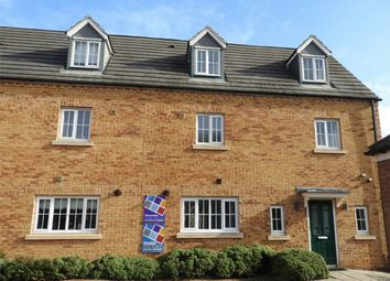 Thumbnail 4 bedroom semi-detached house to rent in Deer Valley Road, Peterborough, Cambridgeshire