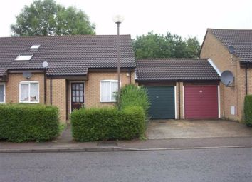 Thumbnail 1 bedroom semi-detached house to rent in Forest Rise, Eaglestone, Milton Keynes