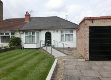 Thumbnail 3 bed semi-detached bungalow for sale in Horse Shoes Lane, Sheldon, Birmingham