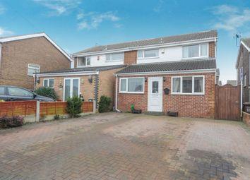 Thumbnail 3 bed semi-detached house for sale in Sandringham Avenue, Ferrybridge, Knottingley
