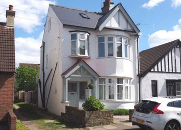 Thumbnail 3 bedroom maisonette for sale in Woodfield Park Drive, Leigh-On-Sea