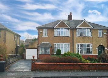 3 bed semi-detached house for sale in Livesey Branch Road, Blackburn, Lancashire BB2